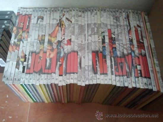 TEBEO JABATO COLOR LOTE DE MUCHOS TEBEOS PRECINTADOS 42 TEBEOS (Tebeos y Comics - Tebeos Reediciones)
