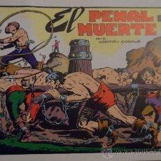 Tebeos: CAPITÁN CORAJE. NÚMERO 33. REEDICIÓN DE CLUB AMIGOS DE LA HISTORIETA.. Lote 36867221