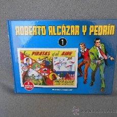 Tebeos: ROBERTO ALCAZAR Y PEDRIN. REEDICION. Lote 37694350