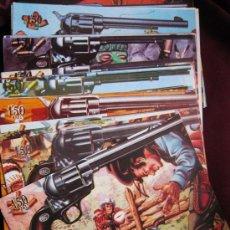 Tebeos: LOTE 25 COMICS DE MENDOZA COLT. EDITORIAL ROLLAN COMIC-MAM REEDICIÓN. TEBENI NUEVOS. TAMBIÉN SUELTOS. Lote 38011853