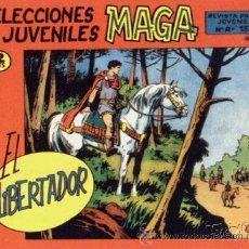 Tebeos: EL LIBERTADOR COLECCIÓN COMPLETA REEDICIÓN FACSÍMIL 30 Nº. Lote 38925437
