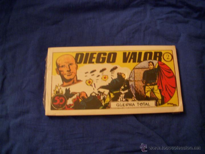 DIEGO VALOR Nº 2, REEDICIÓN (Tebeos y Comics - Tebeos Reediciones)