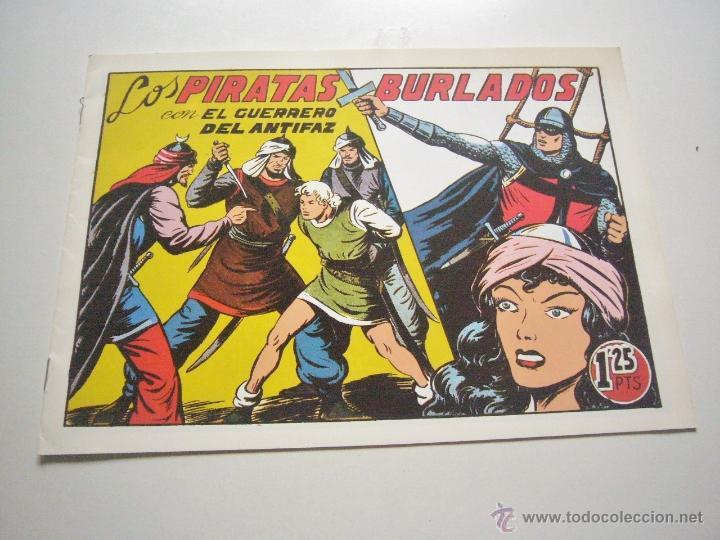 EL GUERRERO DEL ANTIFAZ Nº 113 REEDICCIÓN VALENCIANA. C46 (Tebeos y Comics - Tebeos Reediciones)