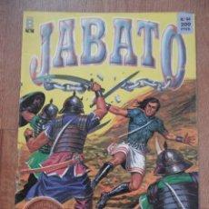 Tebeos: JABATO. EDICIÓN HISTÓRICA. EN LA BOCA DEL LOBO. Nº 64 - VÍCTOR MORA. Lote 38761661