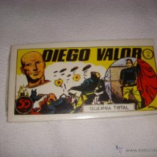 Tebeos: DIEGO VALOR Nº 2, IBERCOMIC, AÑO 1986. Lote 40648761