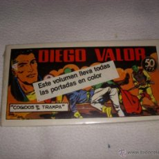 Tebeos: DIEGO VALOR Nº 3, IBERCOMIC, AÑO 1986. Lote 40648794