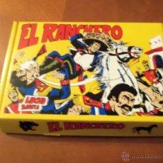 Tebeos: EL RANCHERO-REEDICION COMPLETA--. Lote 41004887