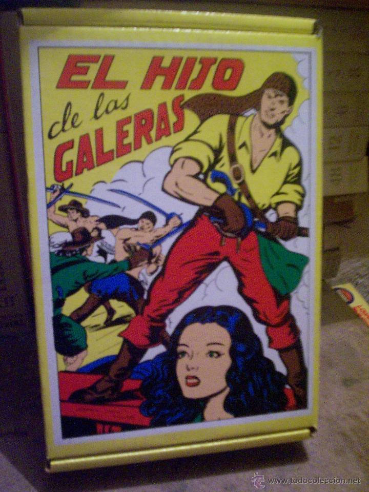 COLECCIÓN COMPLETA TEBEOS/CÓMIC EL HIJO DE LAS GALERAS SUELTOS NUEVOS Nº 1-16 (Tebeos y Comics - Tebeos Reediciones)