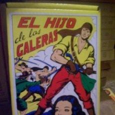 Tebeos: COLECCIÓN COMPLETA TEBEOS/CÓMIC EL HIJO DE LAS GALERAS SUELTOS NUEVOS Nº 1-16. Lote 71748131