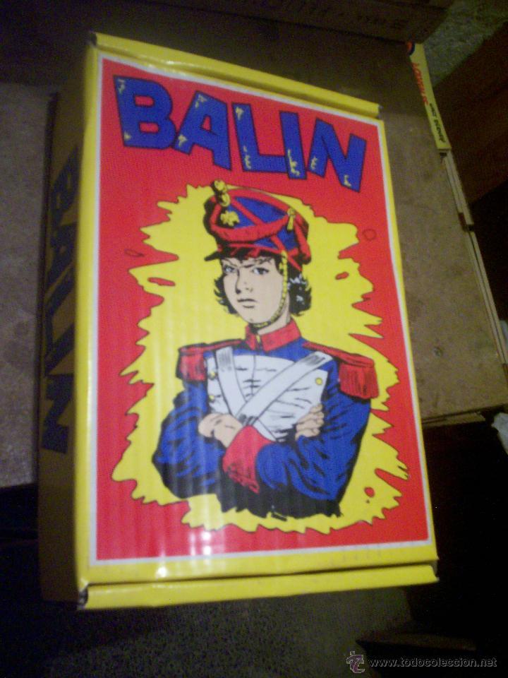 COLECCIÓN COMPLETA TEBEOS/CÓMIC BALÍN APAISADOS SUELTOS NUEVOS MAGA Nº 1-30 1956 (Tebeos y Comics - Tebeos Reediciones)