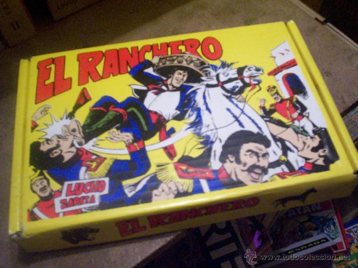 COLECCIÓN COMPLETA TEBEOS/CÓMIC EL RANCHERO APAISADOS SUELTO NUEVOS MAGA Nº 1-32 (Tebeos y Comics - Tebeos Reediciones)