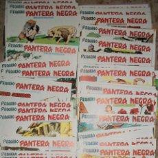Tebeos: PEQUEÑO PANTERA NEGRA 205 EJ (REEDICION) (COMPLETA). Lote 14638071