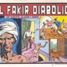 Tebeos: ROBERTO ALCÁZAR Y PEDRÍN Nº131. EDITORIAL VALENCIANA, 1984. Lote 42510144