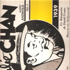 Tebeos: CHARLIE CHAN VOL 1 . Lote 42520705