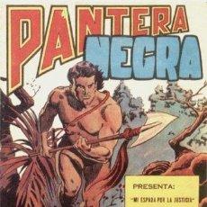 PANTERA NEGRA (MAGA, 1964) REVISTA 65 Nº COMPLETA REEDICION