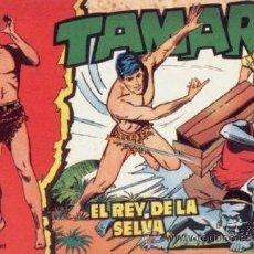 Tebeos: TAMAR (TORAY, 1961) COMPLETA 186 NUMEROS REEDICION. Lote 43208953