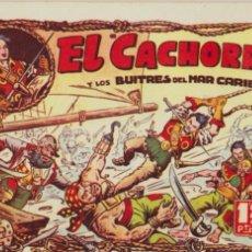 Tebeos: EL CACHORRO. COLECCIÓN COMPLETA DEL AUTOR EN 27 TOMOS. IBERCOMIC 1985.. Lote 43416209