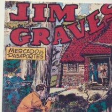 Livros de Banda Desenhada: JIM GRAVES Nº 36. REEDICIÓN.. Lote 43524782