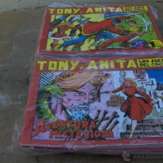 Tebeos: TONI Y ANITA COMPLETA 153 NºS. PORTES GRATIS.. Lote 43627690