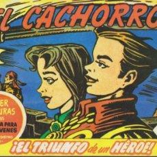 Tebeos: EL CACHORRO.IBERCOMIC 1985. COLECCIÓN COMPLETA EN 27 TOMOS.. Lote 38181701