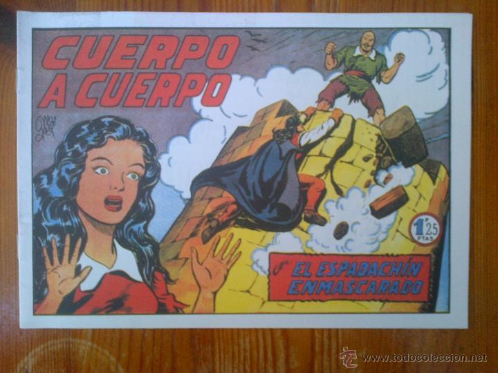 EL ESPADACHÍN ENMASCARADO, REEDICIÓN DE GRAN CALIDAD (Tebeos y Comics - Tebeos Reediciones)