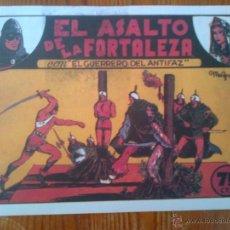 Tebeos: EL GUERRERO DEL ANTIFAZ, REEDICIÓN DE GRAN CALIDAD. Lote 44660707