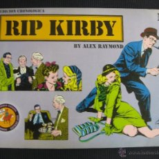 Tebeos: RIP KIRBY. ALEX RAYMOND. EDICION CRONOLOGICA.EDICIONES ESEUVE. Lote 45211546