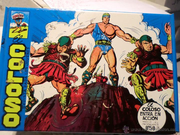 EL COLOSO ( COLECCION COMPLETA EN REEDICION), EL MEJOR PRECIO (Tebeos y Comics - Tebeos Reediciones)
