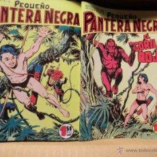 Tebeos: PEQUEÑO PANTERA NEGRA ,COMPLETA ( PRIMERA PARTE,70 NUM),MEJOR PRECIO DE ESPAÑA. Lote 197959757