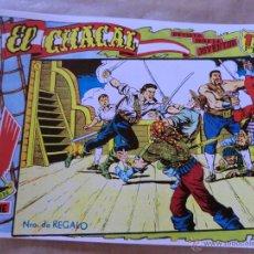 Tebeos: EL CHACAL ( REEDICION COMPLETA) 20 NUM. Lote 115834856