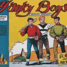 Tebeos: YANKY BOYS ( FERMA 1956 ) REEDICION,18 NUM. Lote 115835171