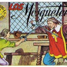 Tebeos: INTRIGAS Y ESTOCADAS ( HISPANO AMERICANA 1956 ) REEDICION, 18 NUM. Lote 222127698