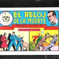 Tebeos: TEBEO FACSIMIL. ROBERTO ALCAZAR. EL RELOJ DE LA MUERTE. Nº 41.. Lote 45496841