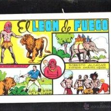 Tebeos: TEBEO FACSIMIL. ROBERTO ALCAZAR. EL LEON DE FUEGO. Nº 39.. Lote 45496880