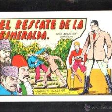 Tebeos: TEBEO FACSIMIL. ROBERTO ALCAZAR. EL RESCATE DE LA ESMERALDA. Nº 31.. Lote 45496996