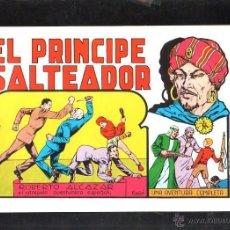Tebeos: TEBEO FACSIMIL. ROBERTO ALCAZAR. EL PRINCIPE SALTEADOR. Nº 43.. Lote 45497715