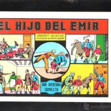 Tebeos: TEBEO FACSIMIL. ROBERTO ALCAZAR. EL HIJO DEL EMIR. Nº 12.. Lote 45497814
