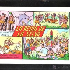 Livros de Banda Desenhada: TEBEO FACSIMIL. ROBERTO ALCAZAR. LA REINA DE LA SELVA. Nº 10.. Lote 45497831