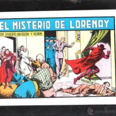 Tebeos: TEBEO FACSIMIL. ROBERTO ALCAZAR Y PEDRIN. EL MISTERIO DE LORENAY. Nº 78.. Lote 45507915
