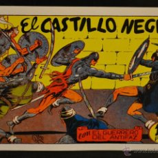 Giornalini: EL GUERRERO DEL ANTIFAZ Nº 61. REEDICION. LITERACOMIC.. Lote 46429031