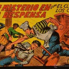 Tebeos: EL CLUB DE LOS CINCO Nº 12. REEDICION. LITERACOMIC.. Lote 46449130