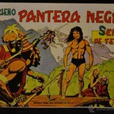 Tebeos: PEQUEÑO PANTERA NEGRA, Nº 126. REEDICION. LITERACOMIC.. Lote 46541735