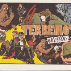 BDs: MERLIN EL REY DE LA MAGIA. EL TERREMOTO. REEDICIÓN,. Lote 43495599