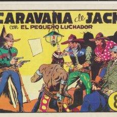 Tebeos: EL PEQUEÑO LUCHADOR Nº 8 Y 9. REEDICIÓN. NÚMERO DOBLE.. Lote 43496412