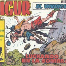 Tebeos: SIGUR, EL WIKINGO Nº28 (REEDICIÓN). Lote 47014698