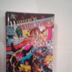Tebeos: CLASICOS DC - NUEVOS TITANES - NUMERO 11 - BUEN ESTADO - CJ 5. Lote 47243337