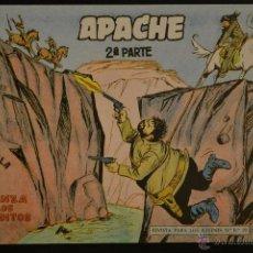 Tebeos: APACHE 2ª PARTE, Nº 23. REEDICION. Lote 47343895