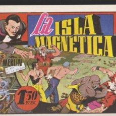 BDs: MERLIN EL MAGO MODERNO Nº 15 REEDICIÓN.. Lote 37457312