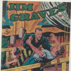 Livros de Banda Desenhada: JIM GRAVES Nº 12. REEDICIÓN.. Lote 47969233