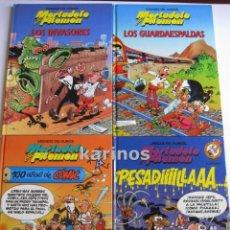 BDs: LOTE 4 MORTADELO Y FILEMÓN.F. IBAÑEZ. ED. EL PERIODICO. 1996 B4. Lote 48303948